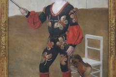 Auguste Renoir - 1868 - De Muzikale Clown 2