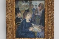 Auguste Renoir - 1877 ca - Au Café 1