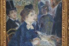 Auguste Renoir - 1877 ca - Au Café 2