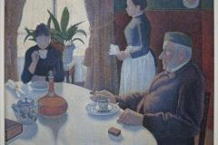 Paul Signac - 1886-1887 - Het Ontbijt 1