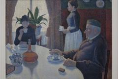 Paul Signac - 1886-1887 - Het Ontbijt 2