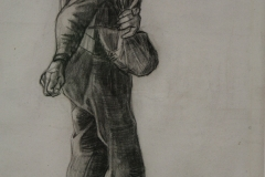 Vincent van Gogh - 1881 - Zaaier 1