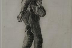 Vincent van Gogh - 1881 - Zaaier 2