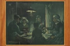 Vincent van Gogh - 1885 - De Aardappeleters 1
