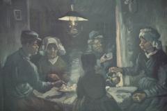 Vincent van Gogh - 1885 - De Aardappeleters 2