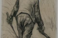 Vincent van Gogh - 1885 - Maaier 2