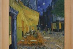 Vincent van Gogh - 1888 - Caféterras bij Nacht [Place du Forum]