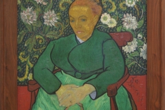 Vincent van Gogh - 1889 - La Berceuse [Portret van Madame Roulin]