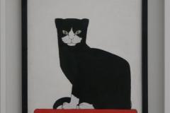Bart van der Leck - 1914 - De Kat