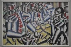 Fernand Léger - 1917 - Kaartspelende Soldaten
