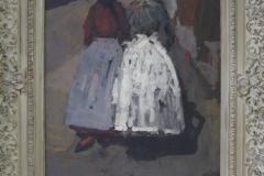 George Breitner - 1898 ca - Fabrieksmeisjes