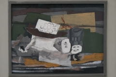 Georges Braque - 1919 - Stilleven met Speelkaarten