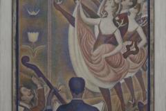 Georges Seurat - 1889-1890 - Le Chahut 3