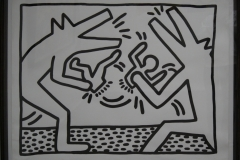 Keith Haring - 1981 - Untitled
