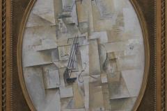 Pablo Picasso - 1911-1912 - Viool