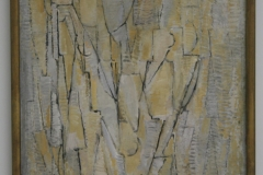 Piet Mondriaan - 1912 ca - Compositie No. XI  2