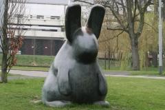 2018-04-11-Rotterdam-Kunsthal-223-Tom-Claassen-2003-Konijnen-detail