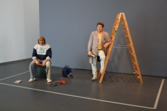 2018-04-11-Rotterdam-Kunsthal-012-Duane-Hensen-1993-Twee-arbeiders