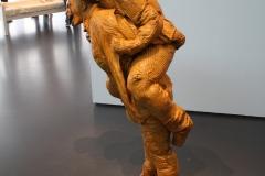 2018-04-11-Rotterdam-Kunsthal-108-Juan-Muñoz-2001-Paardjerijden-met-mes