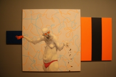 2018-04-11-Rotterdam-Kunsthal-174-Michael-Kvium-2017-The-Gallery-II