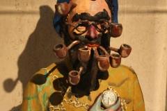 Gavin Turk - De Kreupele [Magritte met pijpen] 3
