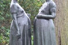 Charles-Leplae-1952-1953-Twee-Zwangere-Vrouwen-1
