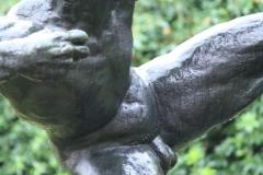 Emile-Antoine-Bourdelle-1909-Boogschutter-11-detail
