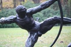 Emile-Antoine-Bourdelle-1909-Boogschutter-9-detail