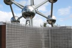 Brussel-0711-Mini-Europe-Gebouw-van-de-Europese-Commissie
