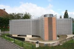 Brussel-0712-Mini-Europe-Gebouw-van-de-Europese-Commissie