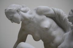 31 Victor Rousseau - 1901-1907 - De Gezusters van de Illusie [detail]