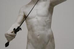 34 Charles van der Stappen - 1876-1879 - De man met de degen