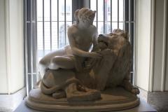 72 Guillaume Geefs - 1851 ca - De Verliefde Leeuw