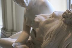 74 Guillaume Geefs - 1851 ca - De Verliefde Leeuw [detail]