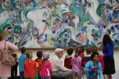 10 Pierre Alechinsky - De laatste Dag en kinderen