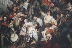 15 Gustaf Wappers - 1835 - Tafereel van de Septemberdagen 1830 op de Grote Markt [detail]
