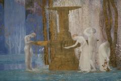 4 Constant Montald - 1907 - De Bron der Inspiratie