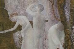 5 Constant Montald - 1907 - De Bron der Inspiratie [detail]