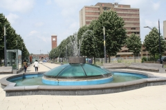 Nijmegen-017-Fontein-op-de-promenade-van-station-naar-centrum