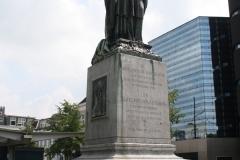 Nijmegen-018-Standbeeld-Ferdinandus-Hamer-bisschop-van-Tremite-Mongolië