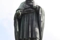 Nijmegen-019-Standbeeld-Ferdinandus-Hamer-bisschop-van-Tremite-Mongolië