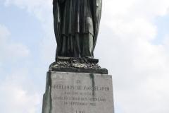 Nijmegen-020-Standbeeld-Ferdinandus-Hamer-bisschop-van-Tremite-Mongolië