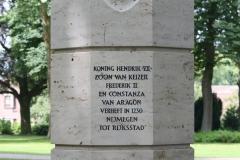 Nijmegen-082-Monument-bij-Valkhof-detail