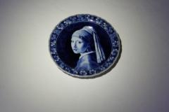 Delfts-Blauw-aardewerk-Meisje-met-de-parel-van-Vermeer