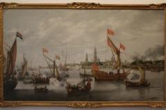 Boneventura-Petters-1648-Ontvangst-Spaanse-gezanten-in-Antwerpen