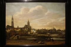Daniël-Vosmaer-1654-ca-Delft-na-de-ontploffing-van-het-kruitmagazijn