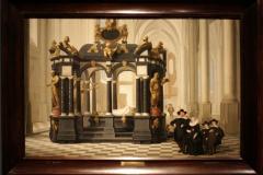 Dirck-van-Delen-1645-Familiegroep-bij-praalgraf-van-Willem-v-Oranje-in-NIeuwe-Kerk-1