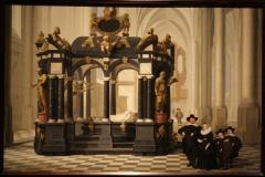Dirck-van-Delen-1645-Familiegroep-bij-praalgraf-van-Willem-v-Oranje-in-NIeuwe-Kerk-2