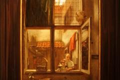Hendrick-van-der-Burgh-1650-ca-Moeder-en-kind-aan-het-venster-1
