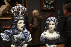 Rijksmuseum-Amsterdam-178-Koning-stadhouder-Willem-III-en-Mary-Stuart-in-Delfts-blauw